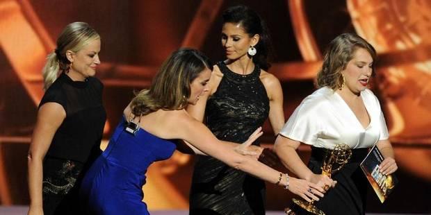 Voici le meilleur discours de remerciements des Emmy Awards 2013 - La Libre