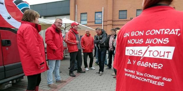 Après 6 jours de grève, reprise du travail chez Vandemoortele - La Libre