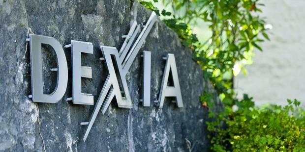 Dexia vend sa filiale de gestion d'actifs pour 380 millions d'euros - La Libre