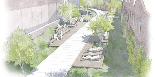 Le futur parc de la Senne - La Libre