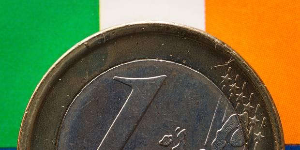 Le FMI débloque 770 millions d'euros en faveur de l'Irlande - La Libre