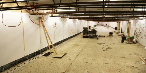 Le nouveau couloir de Bruxelles-Central inauguré après un an de travaux de rénovation - La Libre
