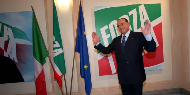 """Démissions en série: le dernier """"chantage"""" de Berlusconi - La Libre"""