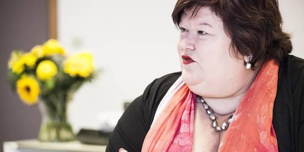 """Maggie De Block : """"Je ne suis pas une impératrice romaine"""" - La Libre"""