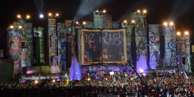 """TomorrowWorld : """"J'ai ramené Tomorrowland dans mon jardin"""" - La Libre"""