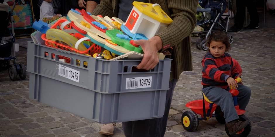 Des Roms poursuivis pour avoir forcé leurs enfants à voler, notamment en Belgique