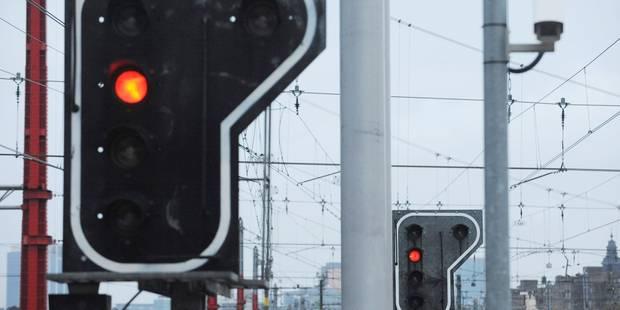 Perturbations sur le rail entre Nivelles et Charleroi - La Libre