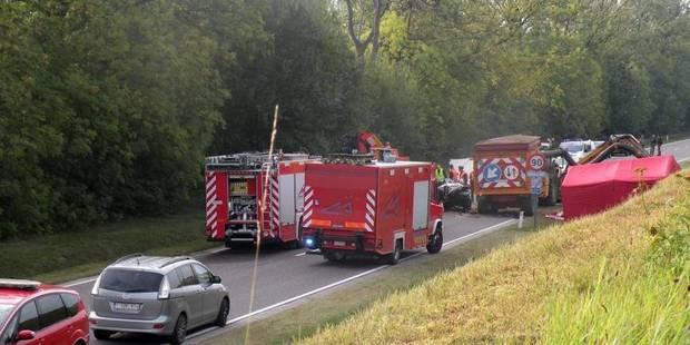 Deux personnes décèdent dans un accident de la route à Maasmechelen - La Libre