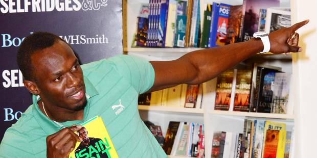 Athlète de l'année: Bolt évidemment nommé, pas Isinbayeva - La Libre