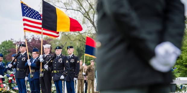 """Les cimetières militaires américains de Belgique souffrent aussi du """"shutdown"""" - La Libre"""