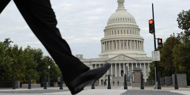 Shutdown: la première journée de paralysie s'achève dans l'impasse au Congrès - La Libre