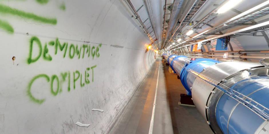 Au cœur du CERN, des bosons à portée de main
