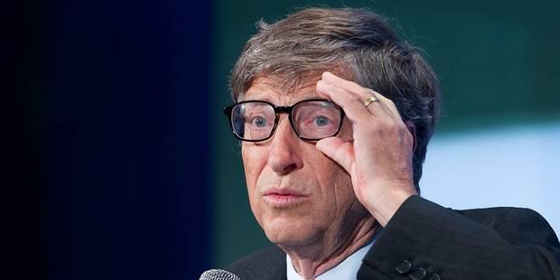 """Bill Gates bientôt sur la touche? """"escape""""? - La Libre"""