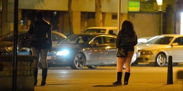 Saint-Josse sanctionnera la prostitution de rue dont ne veut plus la Ville de Bruxelles - La Libre