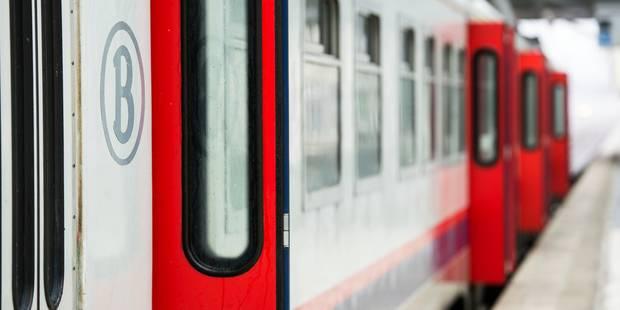 Le mouvement social se termine en gare de Charleroi - La Libre