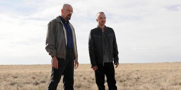 Breaking Bad: Dernière descente pour Walter White - La Libre