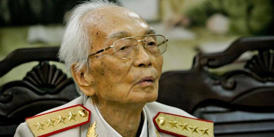 Décès du général Giap, génie militaire qui a humilié l'Occident