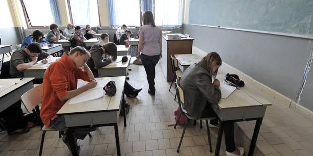Le contrôle scolaire sans nouvelle de plusieurs centaines d'écoliers - La Libre