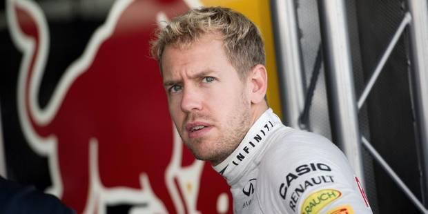 GP de Corée: Sebastian Vettel en pole position - La Libre