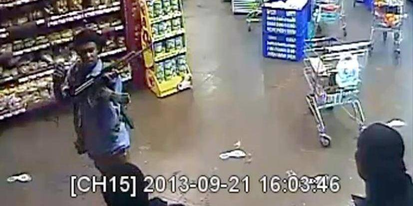 Les premières images des assaillants du Westgate (Vidéo)
