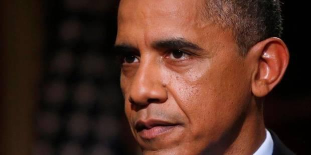 """Obama: l'Iran aura la bombe atomique d'ici """"un an ou plus"""" - La Libre"""