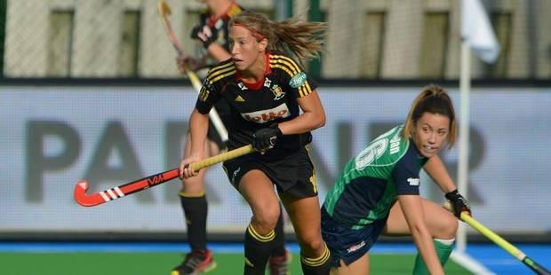 Hockey : Barbara Nelen et Felix Denayer, Sticks d'or de la saison 2012-2013 - La Libre
