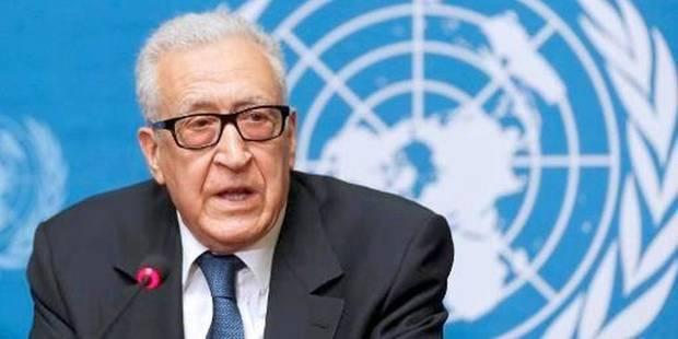 Syrie : des têtes de missiles détruites - La Libre