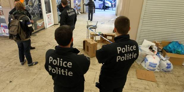 Bruxelles: fuites policières à Matonge - La Libre