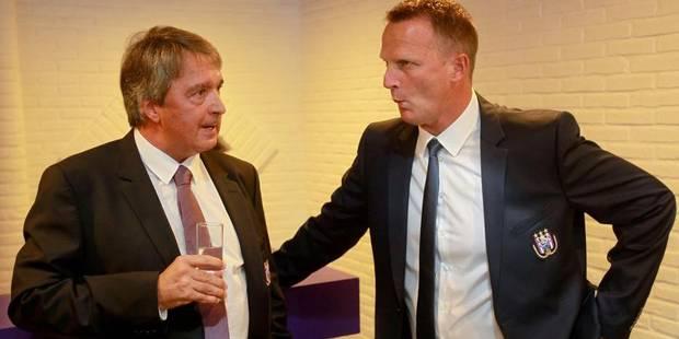 """Van Holsbeeck: """"Nous sommes les amis de John"""" - La Libre"""