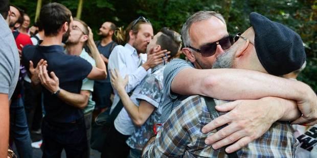 Le Parlement russe lance un nouveau projet de loi anti-gay - La Libre