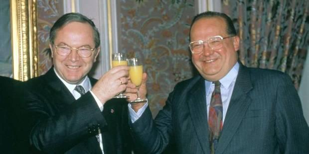 """""""Martens a fait avaler à Baudouin la nécessité du fédéralisme"""" - La Libre"""