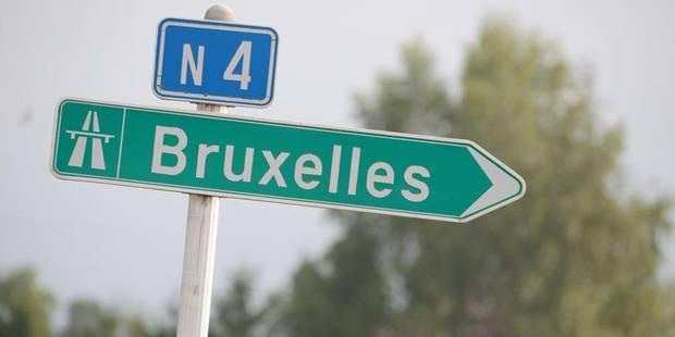 """Cerexhe conteste les chiffres """"farfelus"""" du péage bruxellois - La Libre"""
