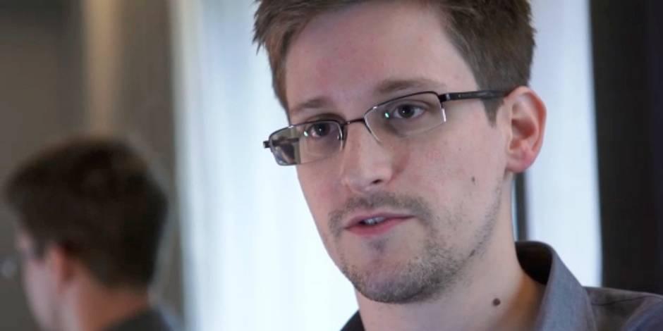 Snowden met en garde contre l'espionnage des Etats dans une vidéo