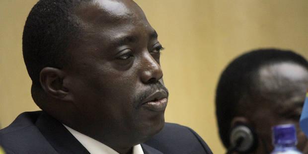 RDC: Kabila ne briguerait pas de troisième mandat en 2016 - La Libre