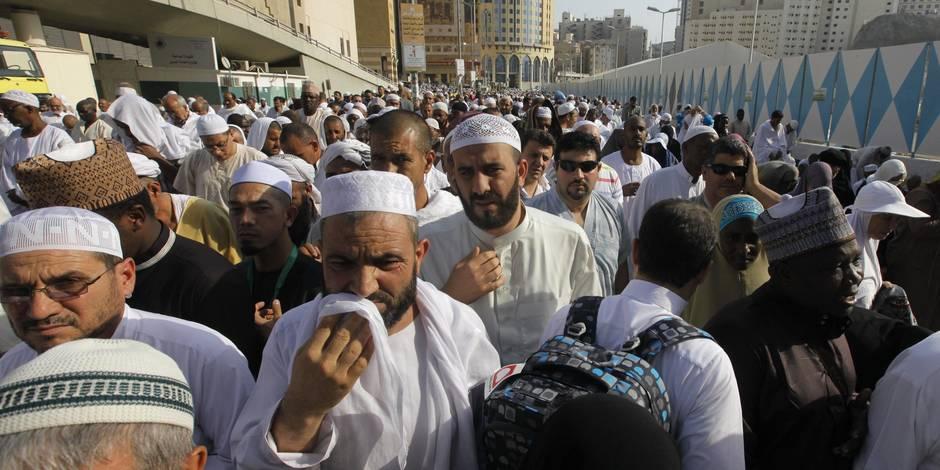Deux millions de musulmans commencent le pèlerinage de La Mecque