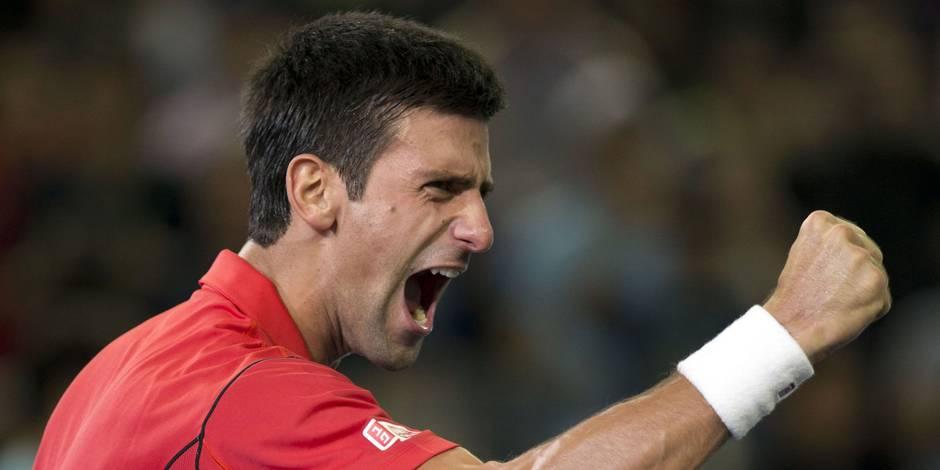 Djokovic conserve son titre à Shangai