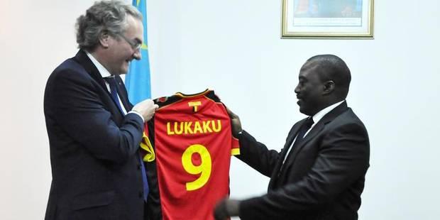 """M. Labille évoque avec M. Kabila le """"plan Marshall"""" - La Libre"""