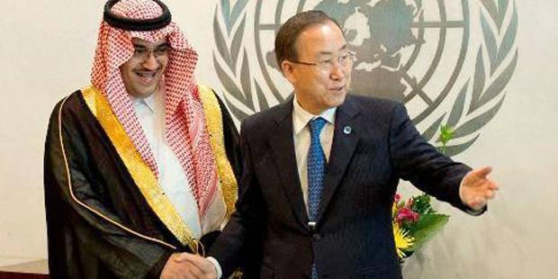 ONU: refus saoudien d'entrer au Conseil de sécurité, décision sans précédent
