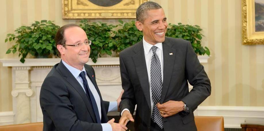 """Hollande fait part de sa """"profonde réprobation"""""""