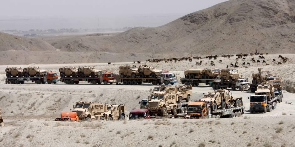 Afghanistan: les USA arnaqués sur le prix du fuel