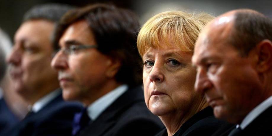 Un sommet européen sous le choc de l'espionnnage américain