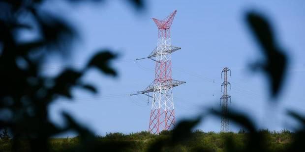Un incident dans un poste haute tension perturbe le réseau électrique belge - La Libre