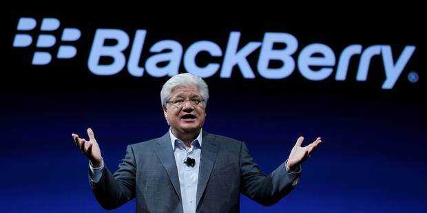 BlackBerry bientôt fixé sur son avenir - La Libre