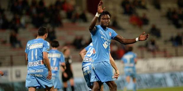 Coulibaly coule les Dragons, Lokeren se rapproche du top 6 - La Libre