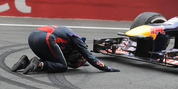 Formule 1 : Vettel quadruple champion du monde - La Libre
