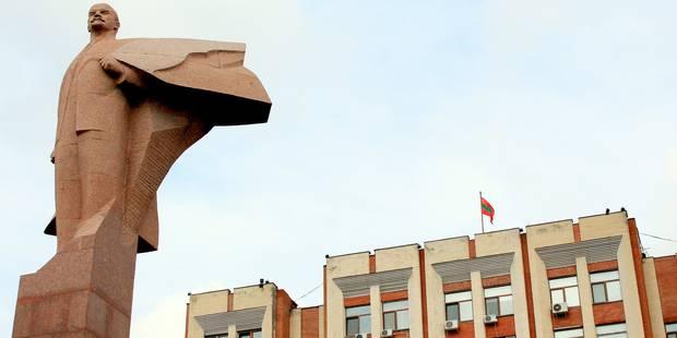 Transnistrie, voyage en république fantoche - La Libre