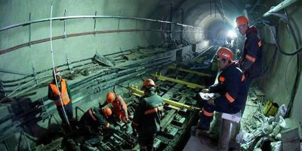 Sous le Bosphore, un tunnel... - La Libre