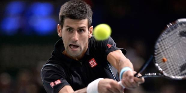 Paris-Bercy: Djokovic et Nadal qualifiés en 8e de finale - La Libre