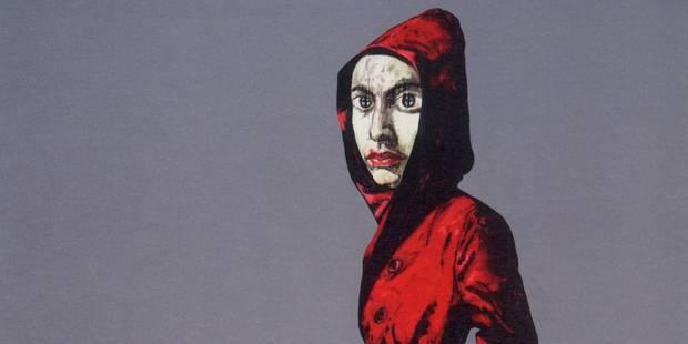 Le peintre aux masques blancs - La Libre