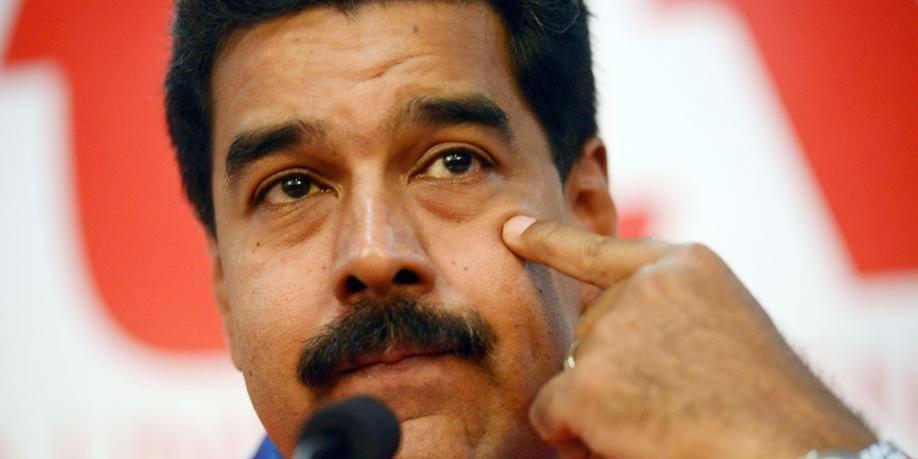 """Hugo Chavez est """"apparu"""" dans le métro de Caracas"""